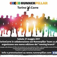 Running Brunch con TorinoCorre e RunnerPillar