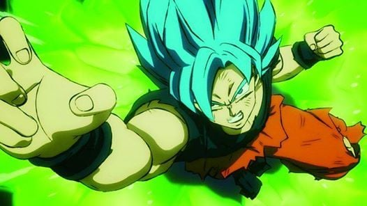 Dragon Ball Super Broly (Dubbed)