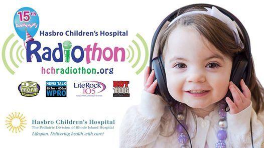 2019 Hasbro Childrens Hospital Radiothon
