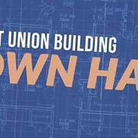 CSU Student Union Building Town Hall
