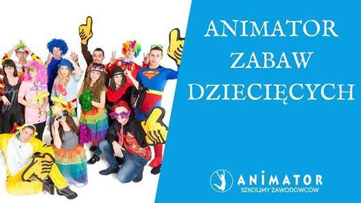 Bielsko-Biaa - Animator Zabaw Dziecicych
