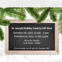 St Joseph Holiday Food &amp Gift Mart