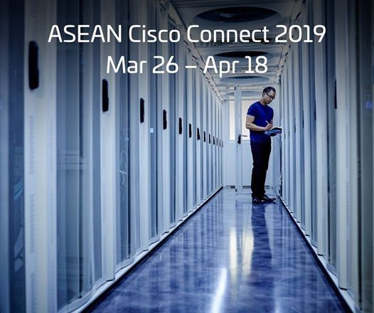 ASEAN Cisco Connect 2019-Jakarta at Shangri-La Hotel, Kuala