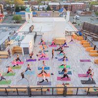 Rooftop Yoga at the Hof [weekly]