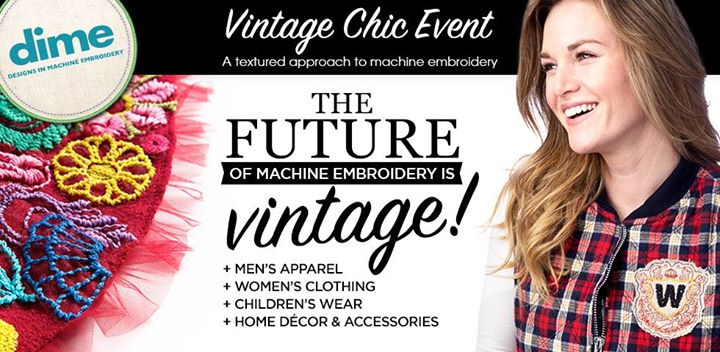 Ruthies Notions Dime Vintage Chic Event At 1365 John Riley