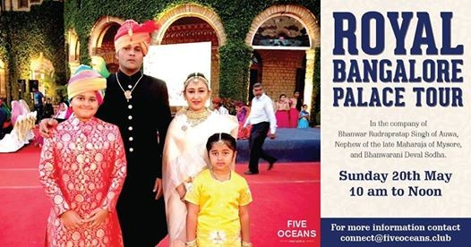 Royal Bangalore Palace TOur   bangalore