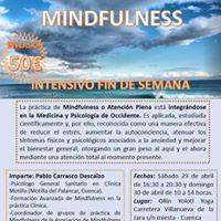 Curso de Introduccin a Mindfulness intensivo en Iniesta