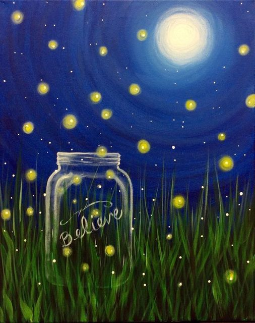 Art & Vino - Fireflies