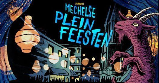 Mechelsepleinfeesten 2019  gratis stadsfestival