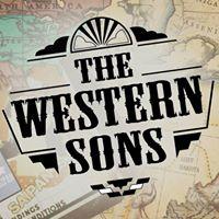 The Western Sons w The Knick Knacks Raising Cadence  Wills Pub
