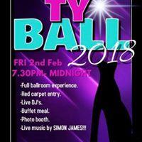Mullingar Teenage Ball 2018