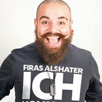 Firas Alshater liest Ich komm auf Deutschland zu
