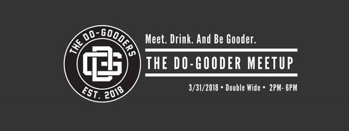 The Do-Gooder Meetup Spring Fling