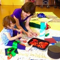 SCARFs Little Tinkers - Parent &amp Toddler Workshop