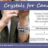 Crystals for Cancer Fundraiser