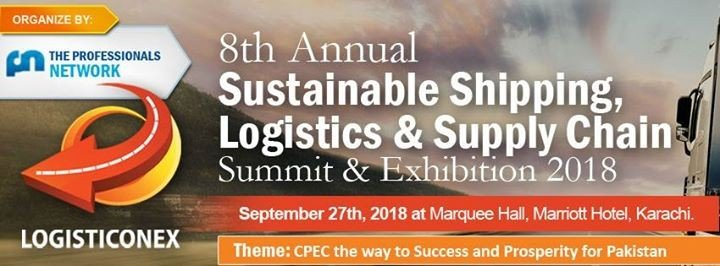 8th Sustainable Shipping Logistics & SCM Summit & Exhibition