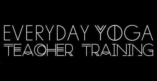 Yogalrarutbildning 200h - 2018 hst
