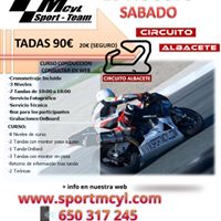 19 Agosto - Albacete con sport-mcyl