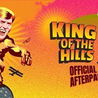 King Off The Hills After - GRATIS ENTREE