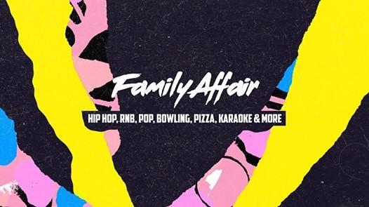 Family Affair (90s & 00s Hip Hop & Rnb)