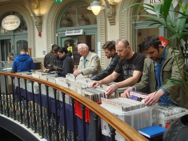 Leeds Record Fair (Free Admission)