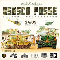Osasco Posse  Cultura Sound System (Madiba Som&amp Natural Frits)