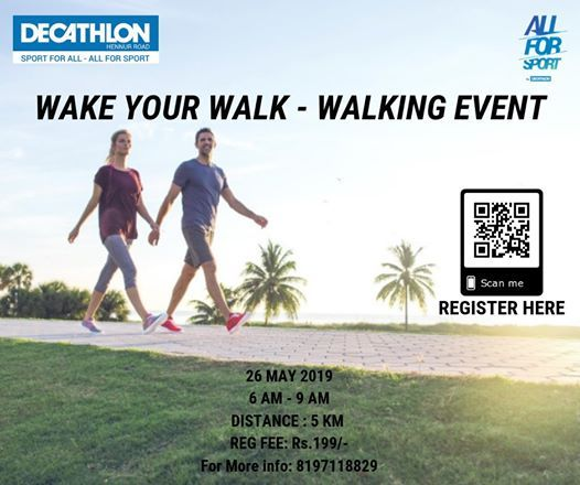 Wake Your Walk - Walking Event