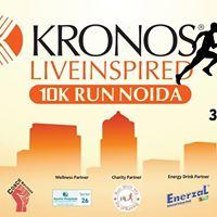 Kronos LiveInspired 10K Run