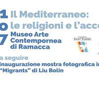 Il Mediterraneo le religioni e laccoglienza.