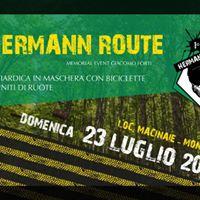 1 Hermann Route - Memorial Event Giacomo Forti