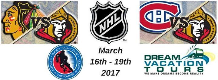 Dream Hockey Tours