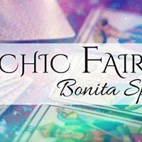 Psychic Faire - Bonita Springs 25 for 20 minutes