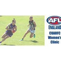 Cambridge AFL Europe Womens Clinic