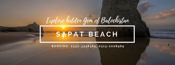 Camping at Sapat Beach - Buji Koh