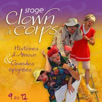Stage de clown thtre corporel  clown  corps