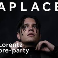 Lorentz pre-party at APLACE