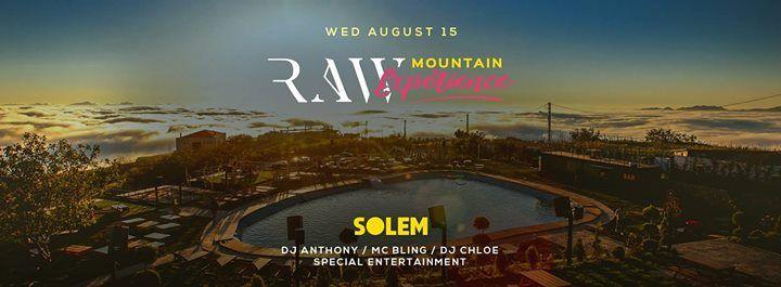 RAW mountain experience