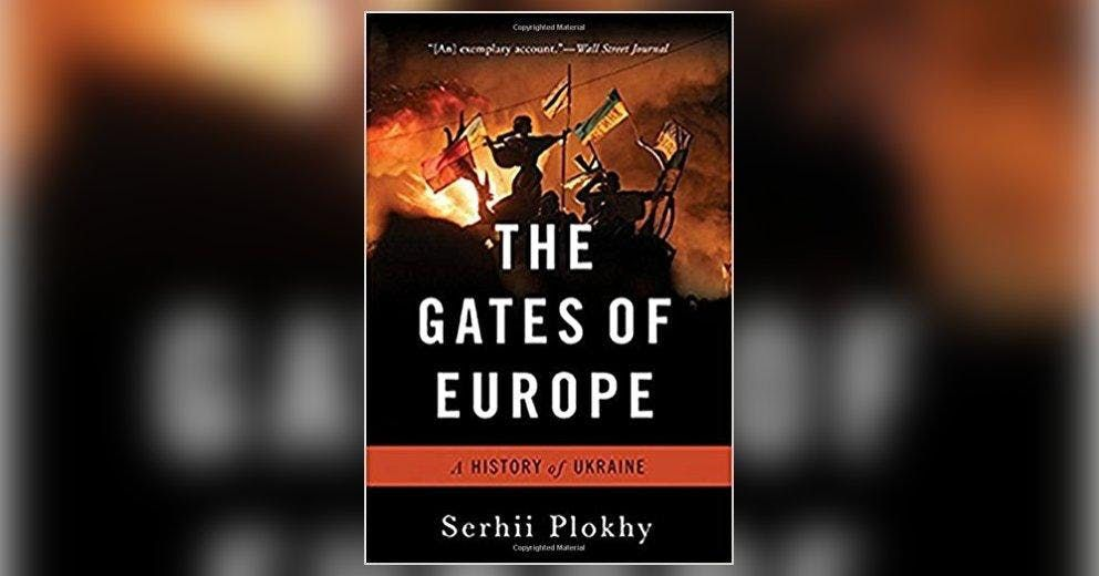 History Book Club - The Gates of Europe by Serhii Plokhy at Bar Louie