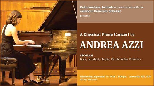 A Classical Piano Concert