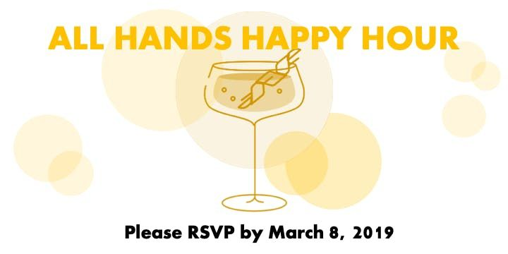 All Hands Happy Hour