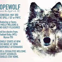 Dopewolf Dance Party feat. Radiant Baby &amp Nyssa