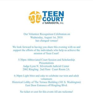 Something sarasota teen court recommend