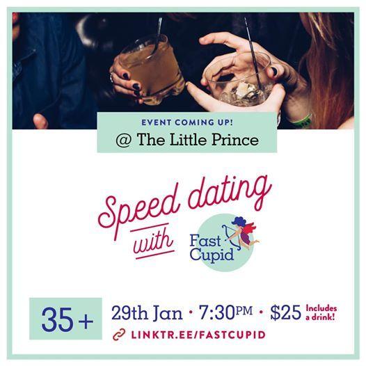 speed dating revolution