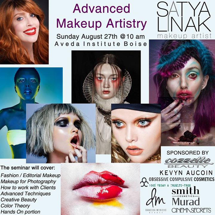 Advanced Makeup Artistry At Aveda Institute Boise Boise