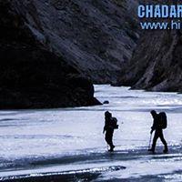 Chadar  Frozen River Trek 2017