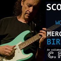 Scott Henderson Workshop at Birreria HB(PT)