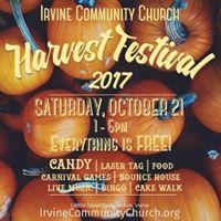 Irvine Community Church Harvest Festival