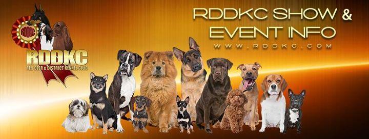 RDDKC Spring All Breed Dog Show