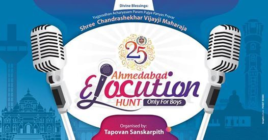 Ahmedabad Elocution Hunt