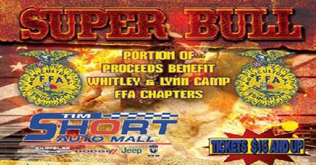 Tim Short Corbin Ky >> Super Bull Professional Bull Riding By Tim Short Auto Mall At 500